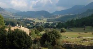 Central Region of Mallorca