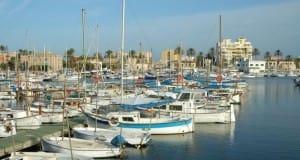 Portixol in Palma de Mallorca