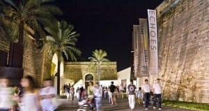 Es Baluard museum of modern art in Palma de Mallorca