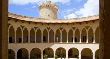 Bellver-Castel-Palma-de-Mallorca