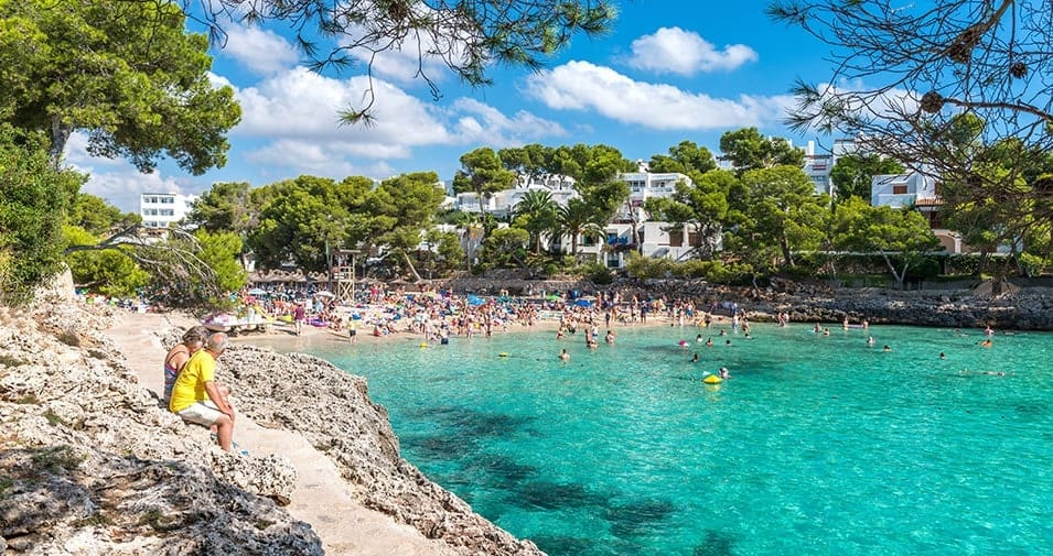 cala d�or all about mallorca