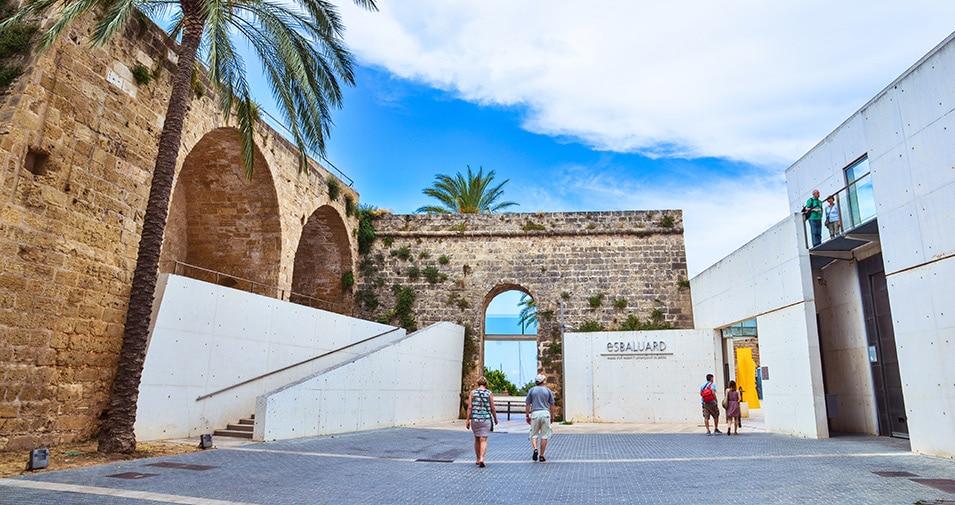 Es Baluard Musuem Mallorca