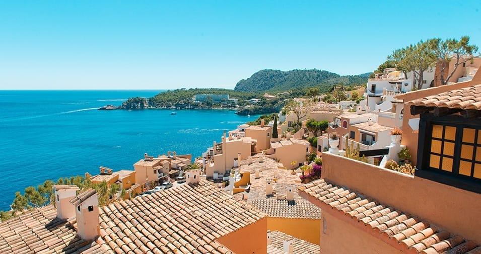 Paguera Strandfuhrer Mallorca Strande