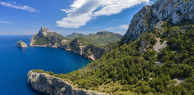 Serra Tramuntana Mallorca
