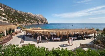 Mood beachclub mallorca wedding