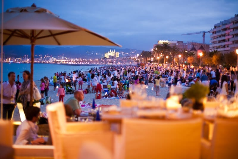 Beach Clubs In Mallorca With Dj Events