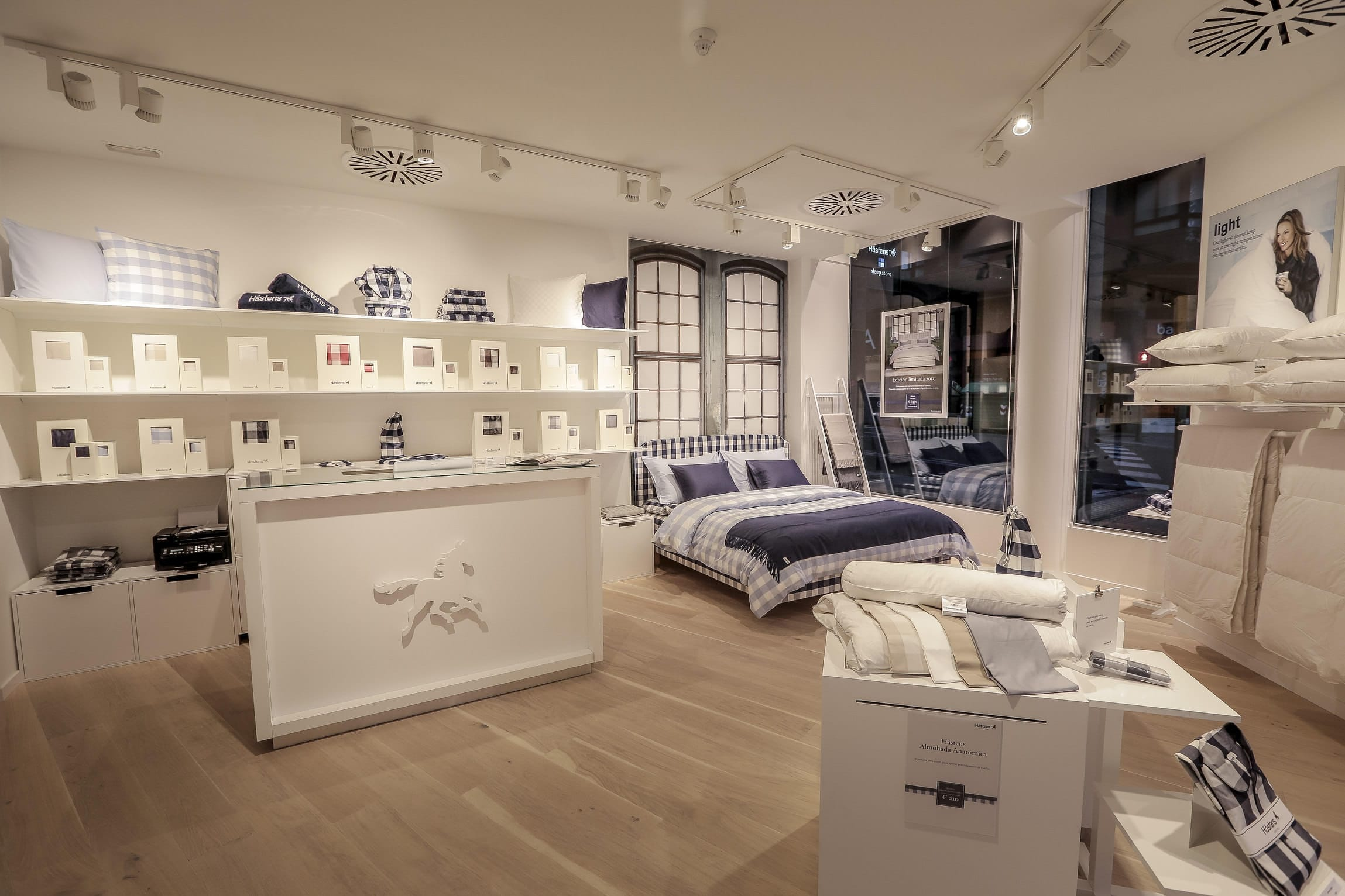 Colchones Hastens.The New Sleep Spa Concept Arrives In Palma Abcmallorca