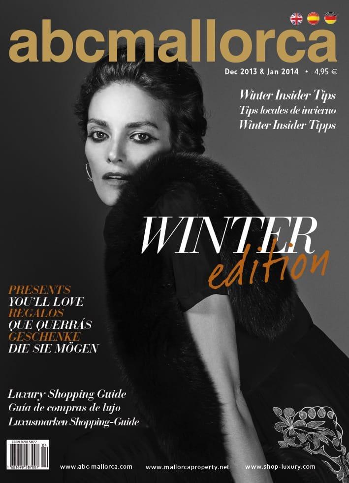 AbcMallorca Magazine Winter Edition 2013 2014