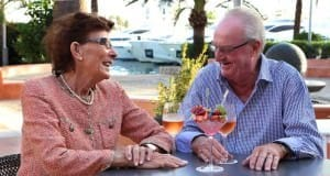 A love story made in Mallorca: It is never too late