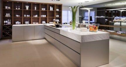 Luxury kitchens mallorca all about mallorca for Marcas de cocinas alemanas