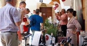 Feria del vino en Pollensa 2015
