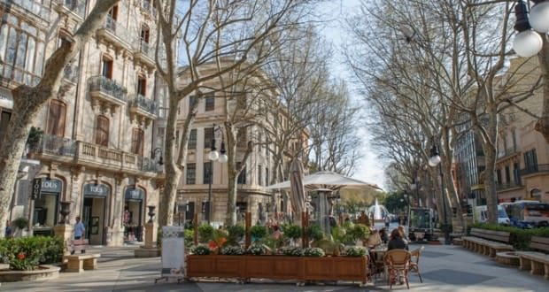 Foreign investment in Palma property