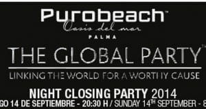 The Global Party at Purobeach