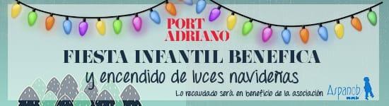 Fiesta Infantil Benéfica