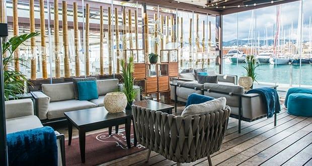Mar de Nudos Restaurant in Palma de Mallorca - Alles über Mallorca