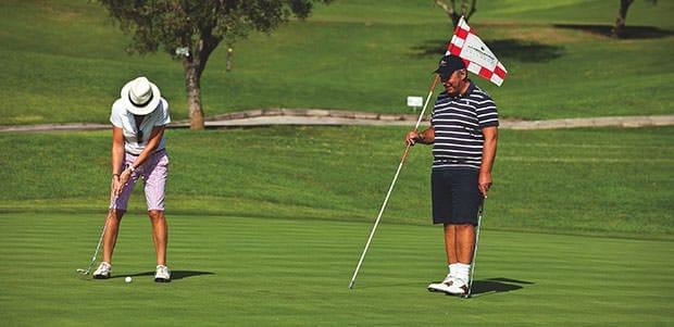 Golf on Mallorca