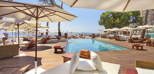 Best Beach Clubs on Mallorca