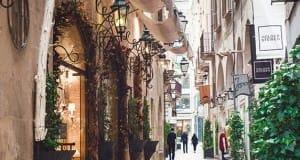 Shopping in Palma de Mallorca