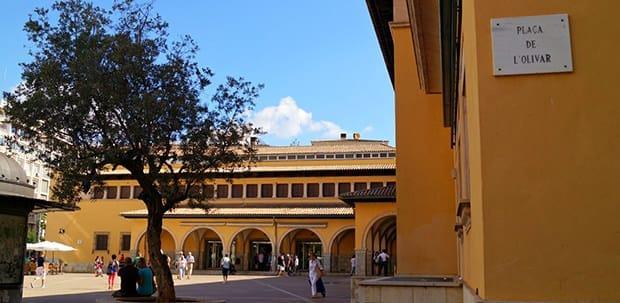 Olivar Market