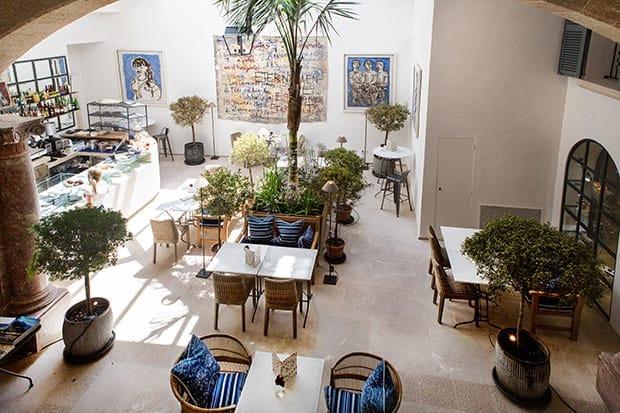 Rialto caf restaurant in palma all about mallorca - Living palma ...