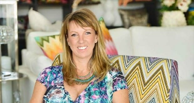 Interior Designer Justine Knox