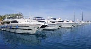 33º Boat Show en Palma de Mallorca