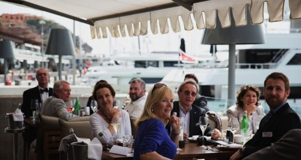 Coast by east host abcBusiness lunch