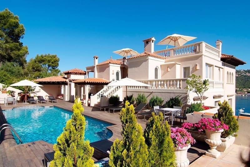 hotel villa italia port andratx alles ber mallorca. Black Bedroom Furniture Sets. Home Design Ideas