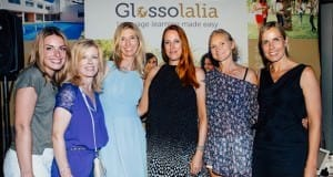 Glossolalia's 1st Anniversary Party