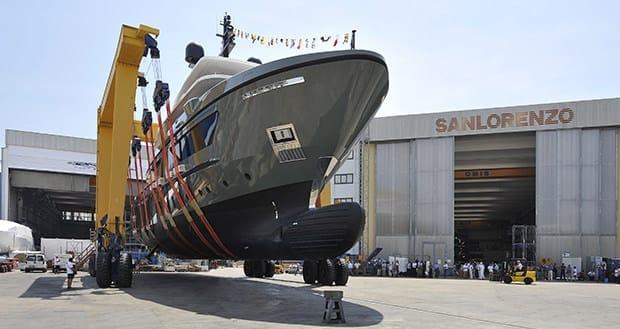 Sanlorenzo launches 460EXP Super Yacht