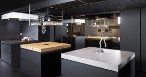 New kitchen concept on Mallorca