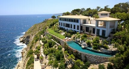 most expensive  property locations