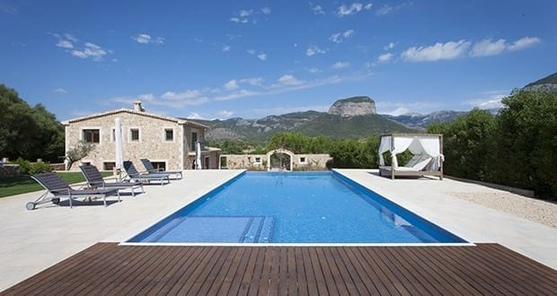 A new finca on Mallorca