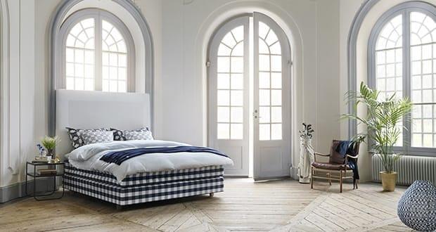 Designer in Palma entwirft Betten-Kopfenden für Hästens - Alles über ...