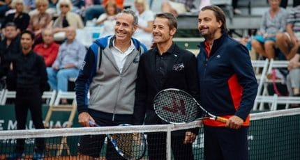 Legends Cup Tennis