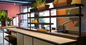 Aquaquae launches the new Boffi Kitchen