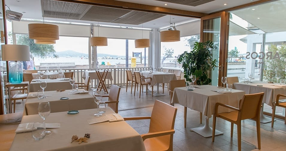 Restaurante argos en port pollensa todo sobre mallorca - Restaurante argos ...