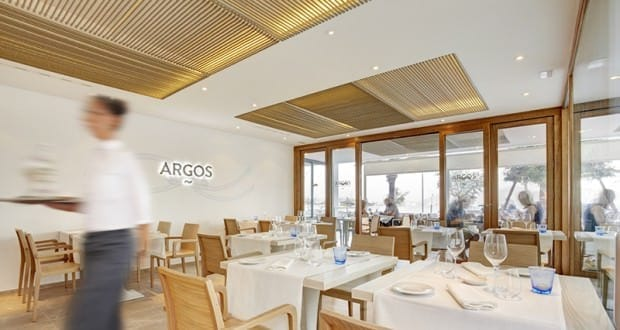 Argos restaurant in port pollensa all about mallorca - Restaurante argos ...