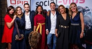 Social-Vips and Puro: the party dream team