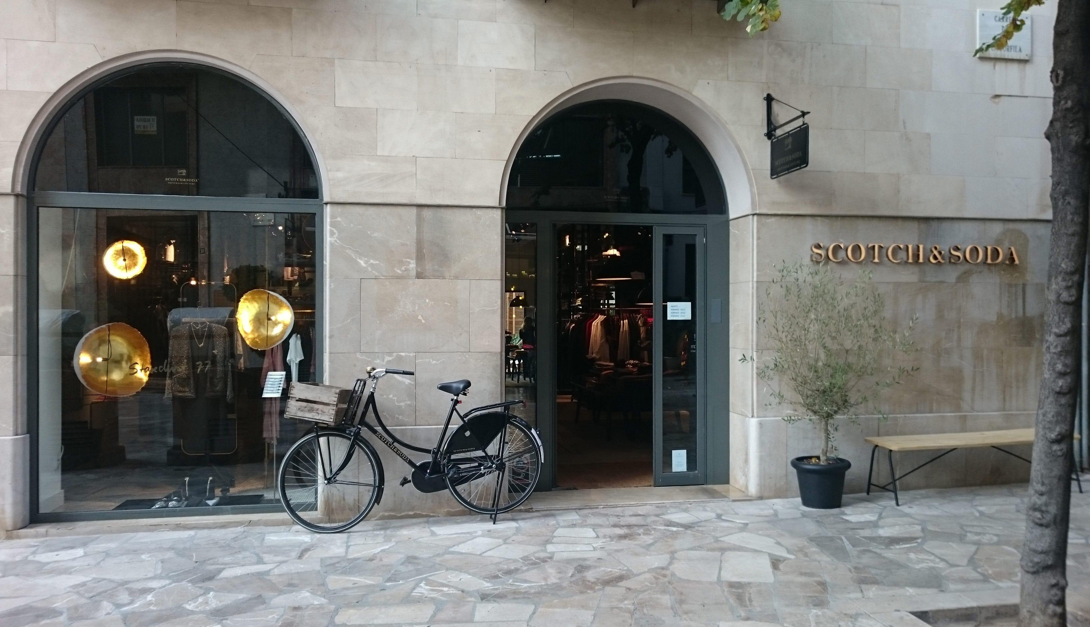 Scotch & Soda öffnet seine Türen - Alles über Mallorca