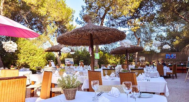Los mejores restaurantes del sureste de mallorca todo for Bistro del jardin mallorca