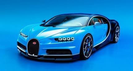 PFX Image-Bugatti Chiron