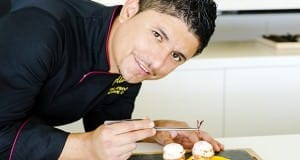 Brilliant new Chilean chef at Portals Hills