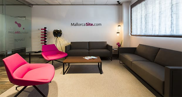 MallorcaSite Lounge in Mallorcair