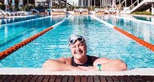Albtraum endet für Ausdauerschwimmerin