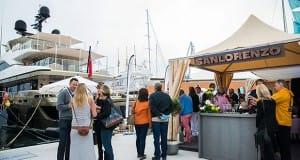 San Lorenzo und Puro auf der Palma Boat Show