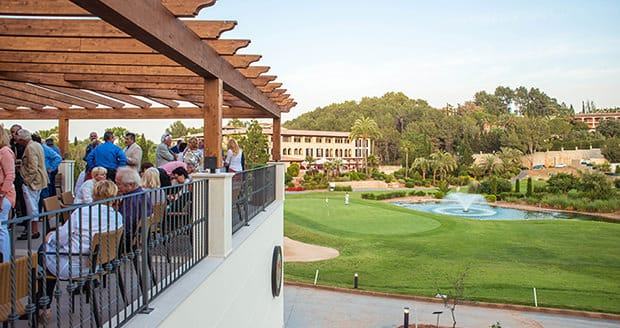 Neues Clubhouse Golf Son Vida
