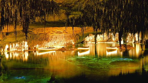Die Höhlen auf Mallorca