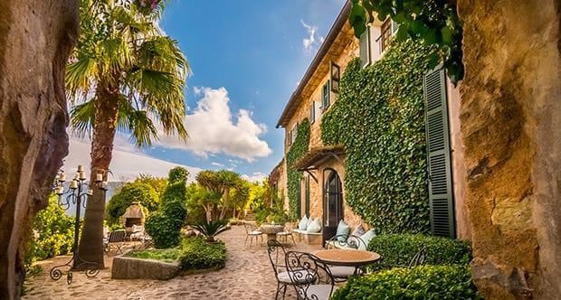 Los mejores restaurantes del noroeste de mallorca todo for Restaurante jardin mallorca
