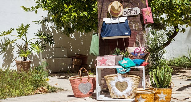 Auf Mallorca gemacht: Trendige Inca-Taschen